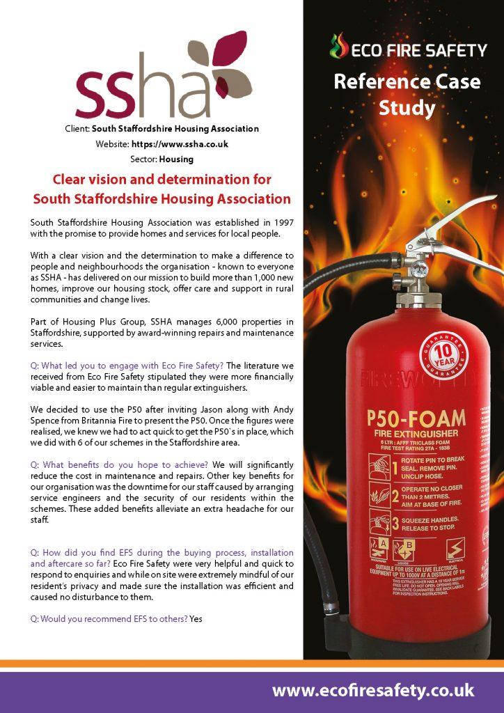 South Staffs Housing Association Case Study